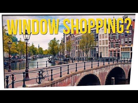 Amsterdam Cracking Down on Tourists ft. Nikki Limo & DavidSoComedy
