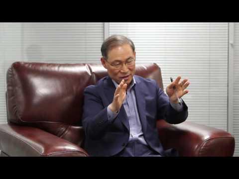 Дахюн Сонг. Президент LG Electronics в России и странах СНГ