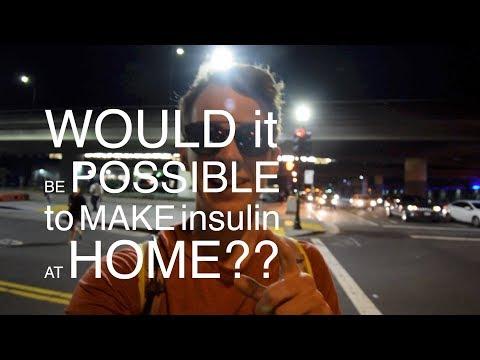 Open Insulin Project: creating a generic insulin