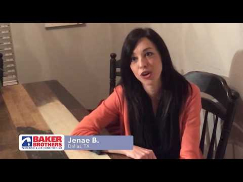 Baker Brothers Air Conditioning Review – Jenae B. – Dallas, TX