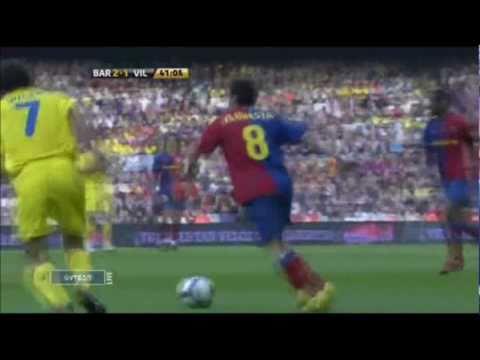 A complete midfielder