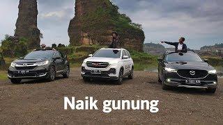 Download Video AutonetMagz Ngegas ke Semarang pakai Mazda CX-5 Honda CR-V dan Wuling Almaz MP3 3GP MP4