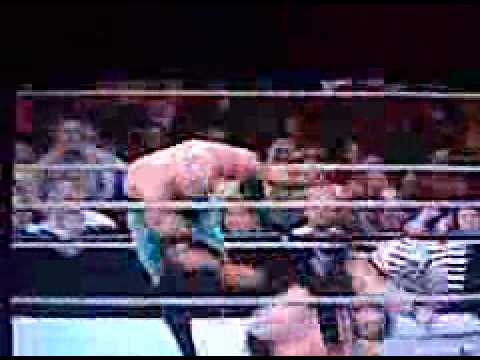 0 Christian vs. Chris Jericho on ECW