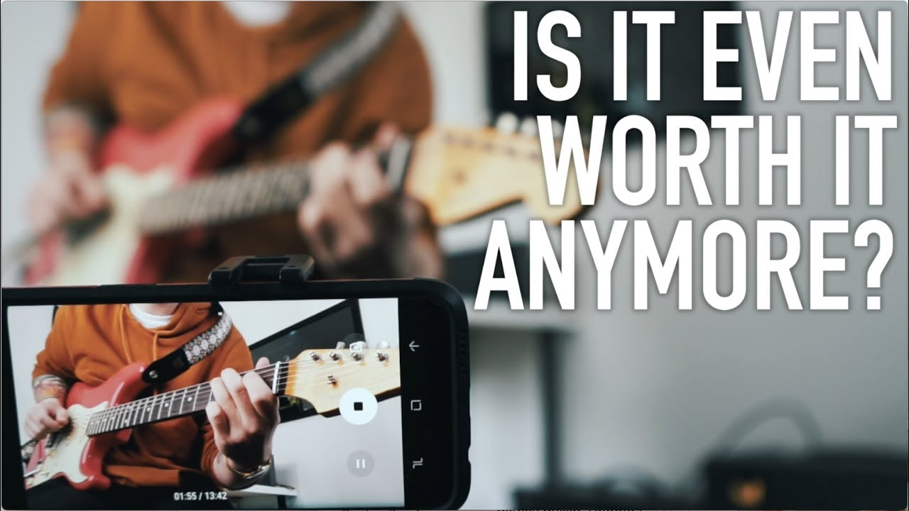 Instagram Guitar Players… This Video Is for You