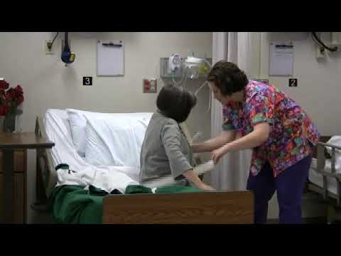 Assist to Ambulate - Nursing Assistant Training Skill #3