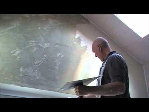 Marble Polished Venetian Plaster by MRJ Plastering