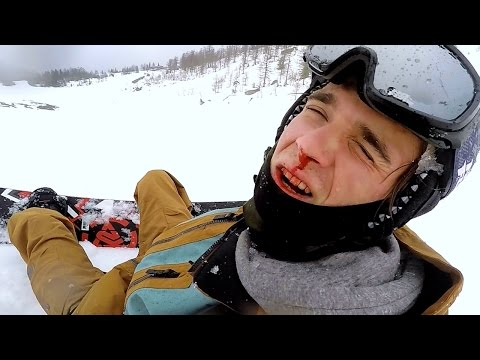 WHY I SHOULDN'T SNOWBOARD