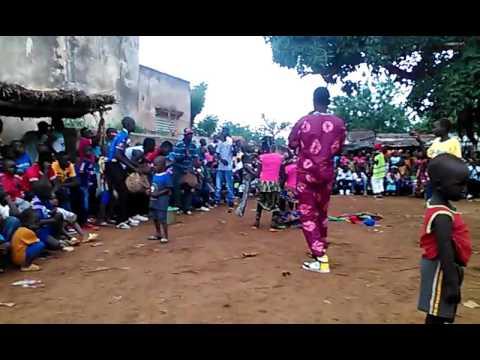 Sumu de Mountan soninké (видео)