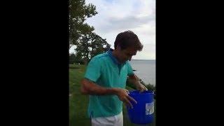 Roger Federer Ice Bucket Challenge :)