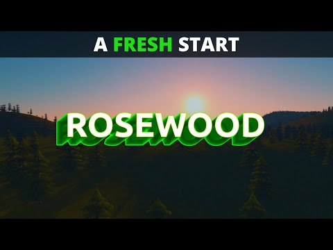 Rosewood - S10 E01 - A Fresh Start - Let's Play Cities Skylines - Xbox/PS4