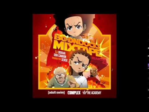 The Boondocks Mixtape-(Full Mixtape)