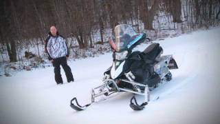 2. 2012 Yamaha Phazer Test Ride