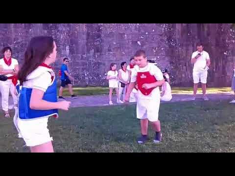 Taekwondo - KirolAri San Fermín