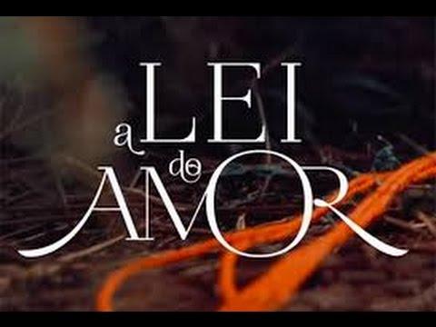 A LEI DO AMOR - 24/03/2017 - RESUMO ANIMADO