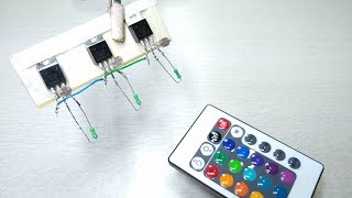 Superb Idea with Triac BT136 | Electronic project |