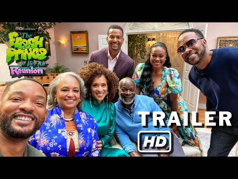 The Fresh Prince of Bel-Air Reunion Trailer [HD] | HBO MAX