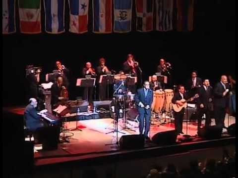 Palmieri - Latino music legend and nine-time Grammy winner Eddie Palmieri performing