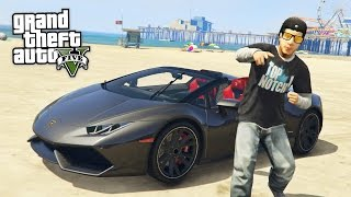 GTA 5 Typical Gamer mod livestream with Typical Gamer! GTA 5 TG mods with Lamborghini Huracan LP 610-4 Spyder mod...
