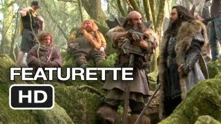The Hobbit: The Desolation Of Smaug Featurette - New Zealand (2013) - Lord Of The Rings Movie HD