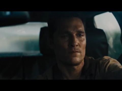 comic con - Matthew McConaughey surprised us at SDCC and we got to see more Interstellar footage.