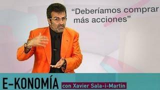 Dónde invertir dinero: ¿Bonos o acciones? | Xavier Sala-i-Martin