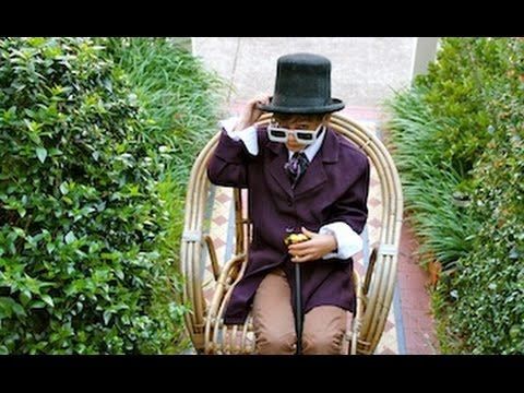How to make a Easy costume: Willy Wonka