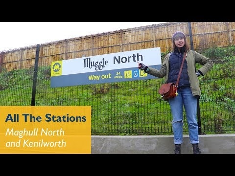 Maghull North to Kenilworth - 2,566 Complete! видео