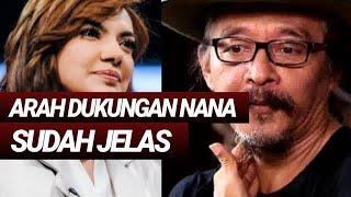 Sudjiwo Tedjo Najwa Shihab Jgn Jadi Moderator Debat Capres Vito Juga  Arah Dukungannya Jelas Prabwo