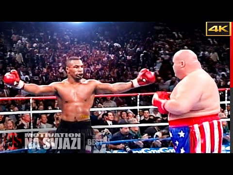 10 Most Best Knockouts by Mike Tyson / Top 10 Mike Tyson Knockouts / 4K
