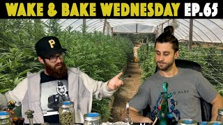 Concentrates VS Flower, Best Morning Smoke? | WAKE & BAKE WEDNESDAY #65 by The Cannabis Connoisseur Connection 420