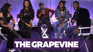 The Grapevine Cast Talks Bruno Mars Controversy + Difference Between Appropriation vs Appreciation