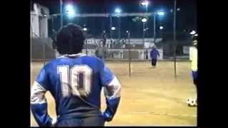 Maradona spielt Futsal
