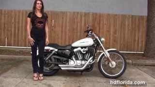 7. Used 2007 Harley Davidson 1200 Custom Motorcycles for sale