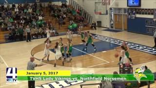 TVHS Girls Basketball vs Northfield Norsemen