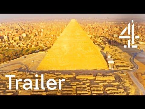 Video - Αποκάλυψη: Πώς χτίστηκε η μεγαλοπρεπής πυραμίδα του Χέοπα [Βίντεο]