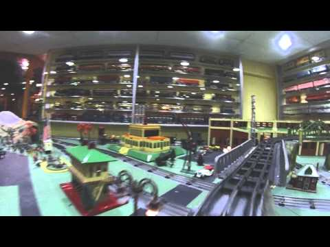 Standard Gauge Cab Ride - NTTM (видео)