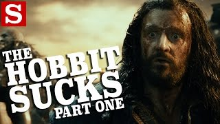 Video Why The Hobbit Sucks Part One: The Dwarves MP3, 3GP, MP4, WEBM, AVI, FLV Januari 2019