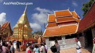 Discover Doi Suthep In Chiang Mai Thailand