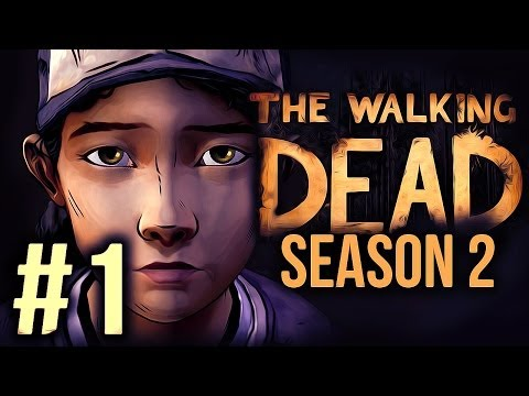 The Walking Dead: Season 2 Gameplay – Part 1 – Playthrough – CLEMENTINE IS BACK!