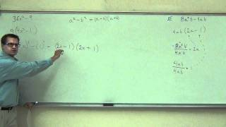 Intermediate Algebra Lecture C.1 Part 4
