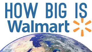 Download Video How BIG is Walmart? (2.2 million employees!) MP3 3GP MP4