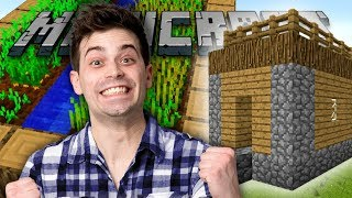 DISCOVERING A NEW HOME IN MINECRAFT (Maricraft)