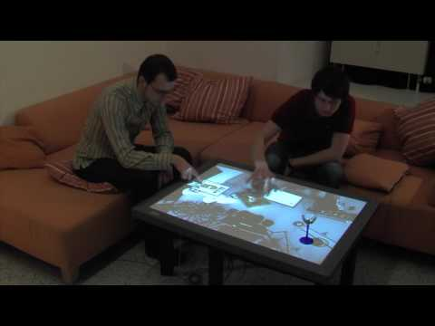 digital living room - http://mi-lab.org/projects/cristal/ CRISTAL simplifies the control of our digital devices in and around the living room. The system provides a novel experien...