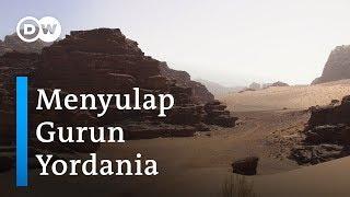 Gurun Pasir Terus Meluas, Inilah Upaya Yordania Menghentikannya