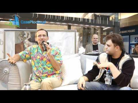 Wywiad z Wojciechem Cejrowskim - CzasPlocka.pl
