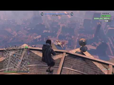 Rack Them Jets Up GTA Online (видео)