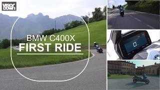 8. BMW C400X first ride review 2019 | Visordown.com