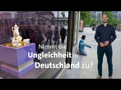 Wie ungleich ist Deutschland?