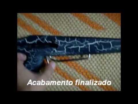Arma caseira de pressão-(Maurício)-AIRGUN