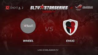 Wheel vs eHug, game 1